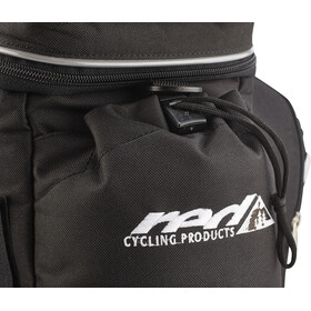 Red Cycling Products Rack Pack Luggage Carrier Bag black